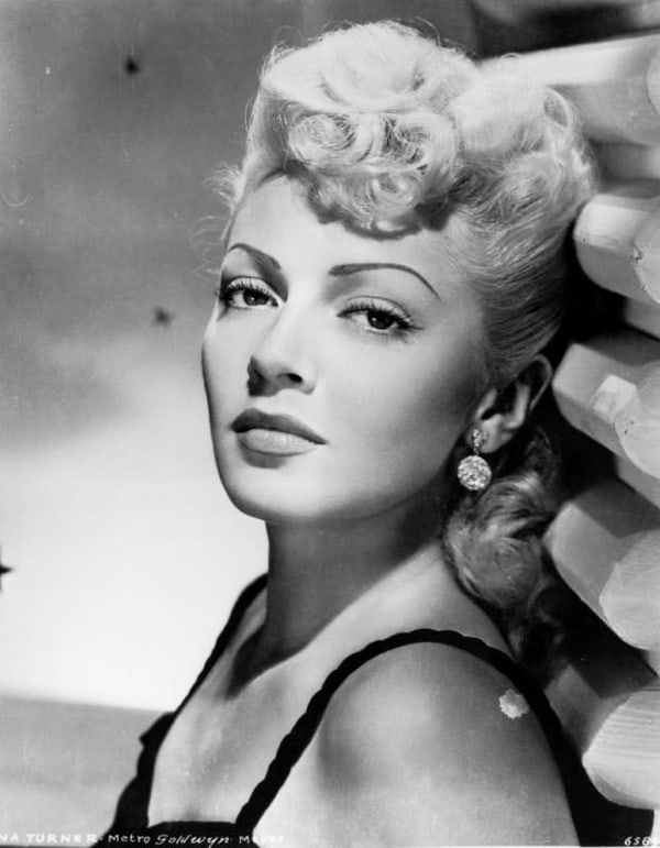 Picture Of Lana Turner