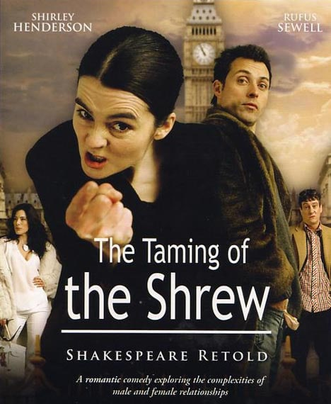 the use of mistaken identity in the taming of the shrew by william shakespeare Throughout the play «the taming of the shrew,» william shakespeare has utilized several ingenious techniques resulting in an effective piece of work one of the more unique and creative.
