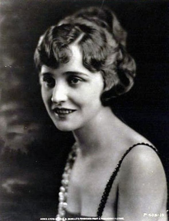 Agnes Ayres Net Worth