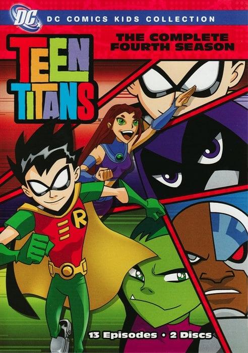 Teen Titans Psp 35