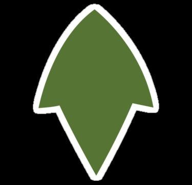Artemis Symbol Leaf Clipart Library