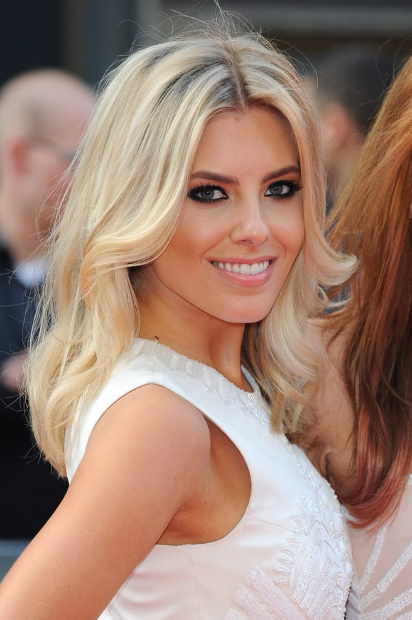 Picture Of Mollie King