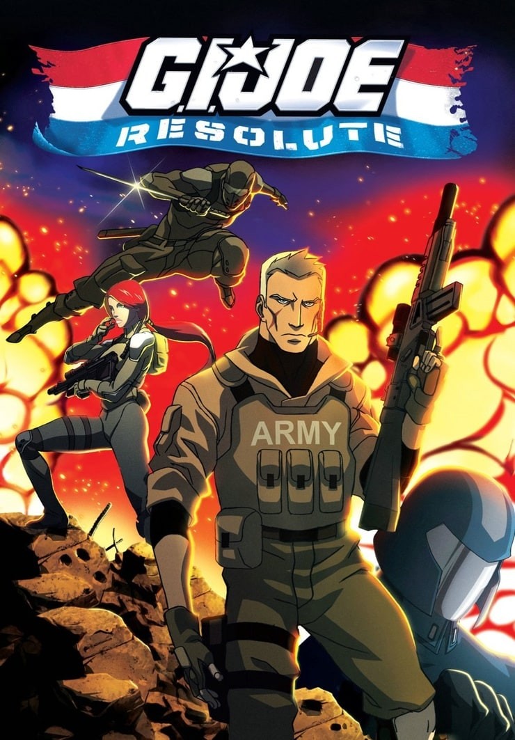 G.I. Joe: Resolute                                  (2009-2009)