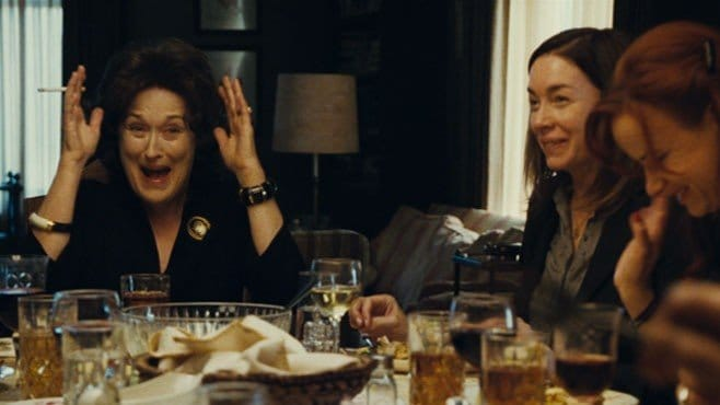 Cousins Hookup In August Osage County