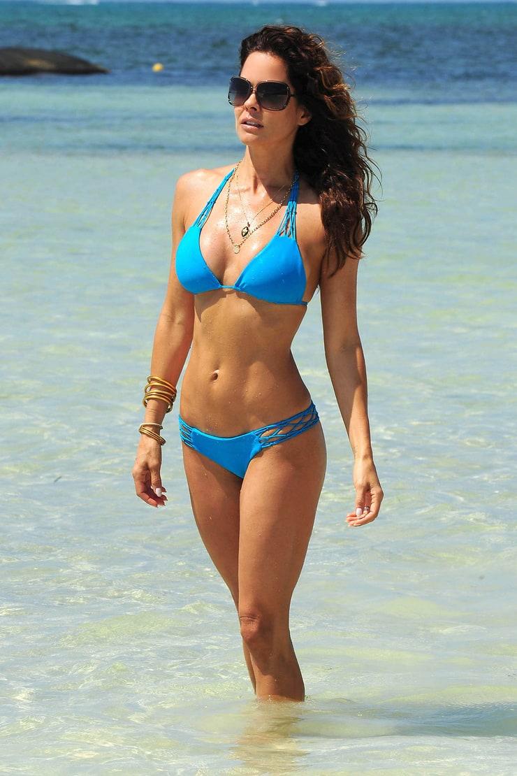 Due brooke burke charvet bikini remarkable, very