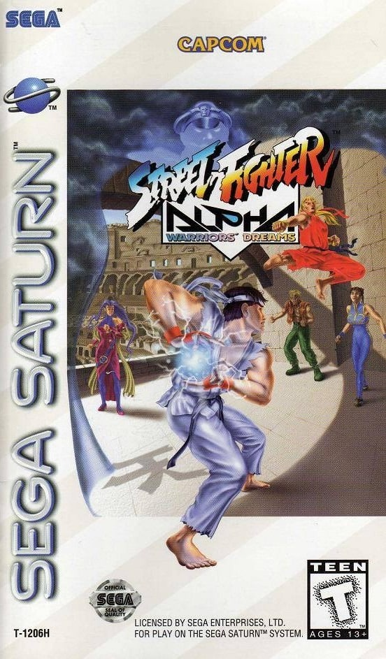 Street Fighter Alpha: Warrior's Dreams