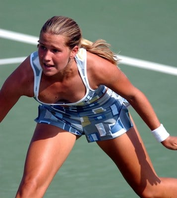 Opinion you Ashley harkleroad hot tennis players female think, that
