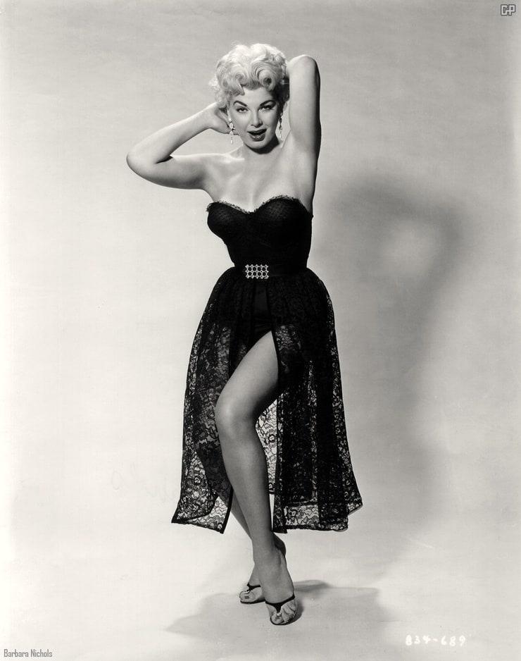 Virginia Mayo Hot Picture of Barbara Nic...