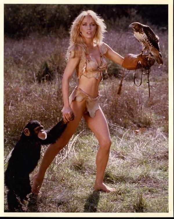 Revista Playboy Octubre 1982 Tanya Roberts desnuda