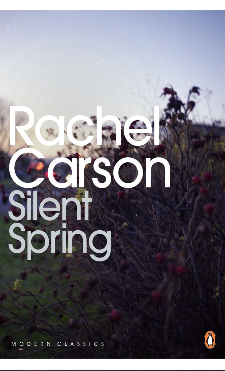 silent spring a book review This is the surprising first sentence of rachel carson's silent spring, the 1962  book that arguably sparked the modern environmental.