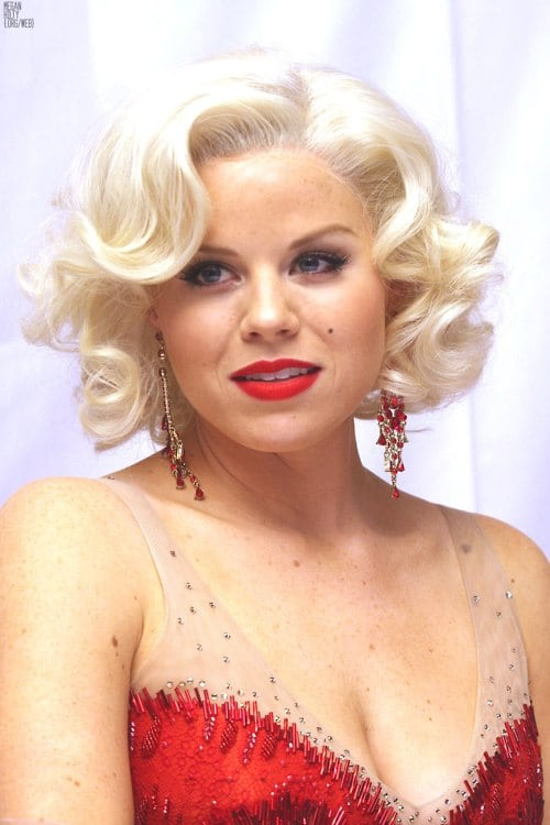 megan hilty i'm going down