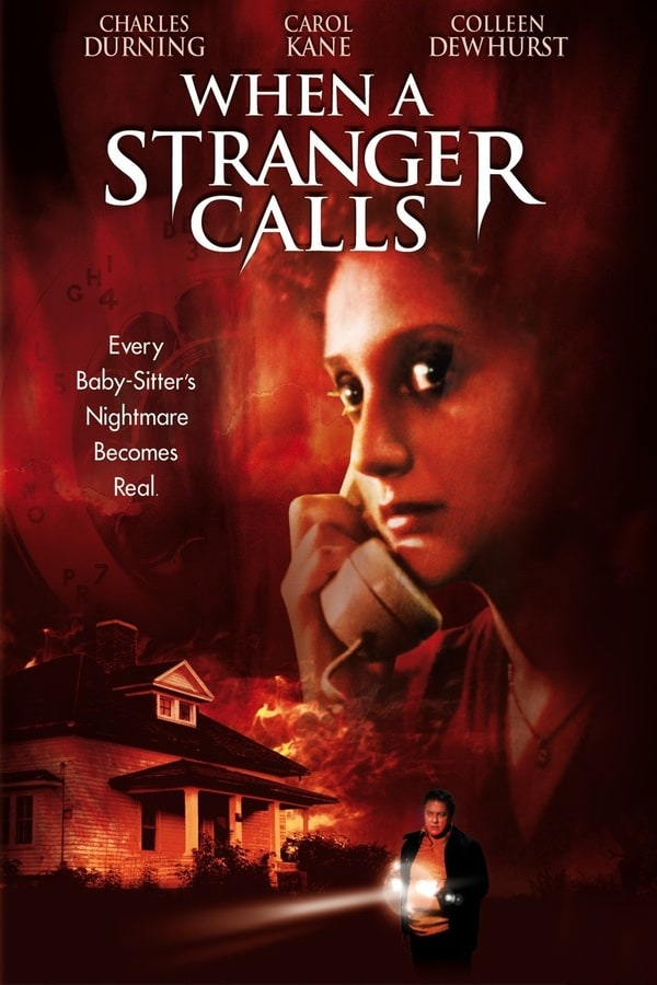 Picture Of When A Stranger Calls
