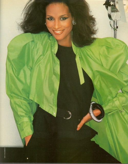 Beverly Johnson has been added to these lists: