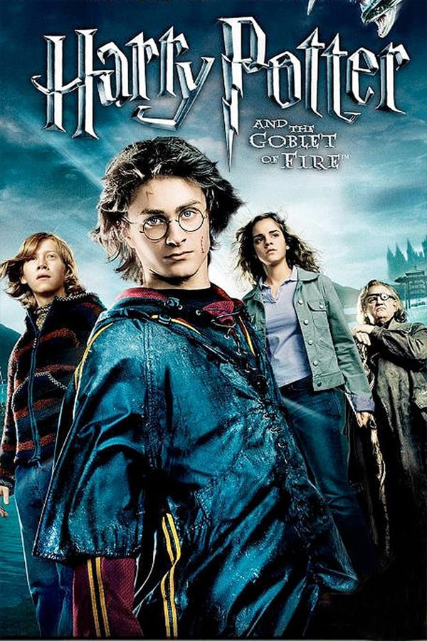 Picture of Harry Potter and the Goblet of Fire
