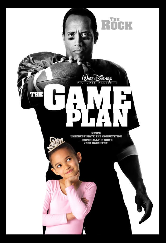 Picture Of The Game Plan 2007