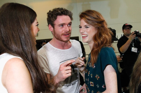 Rose Leslie has been added to these listsRose Leslie Boyfriend 2013