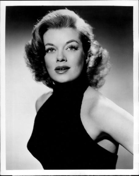 janis paige pictures