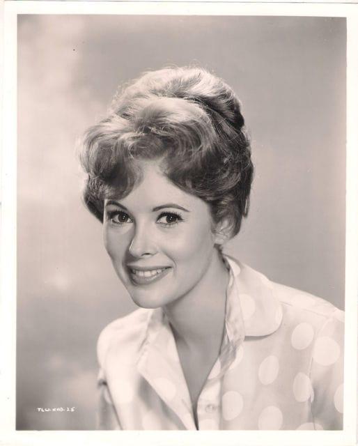 Jill St John Ca Mid-1960S Photo Print - Walmart.com