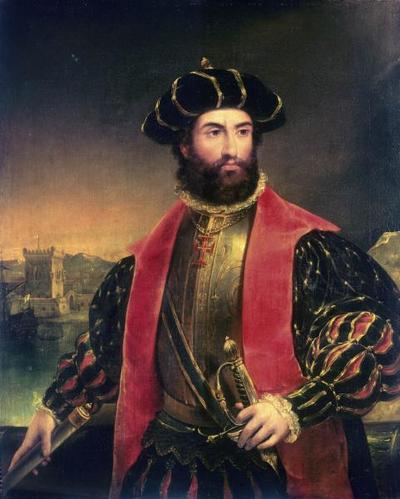 Picture of Pedro Alvares Cabral