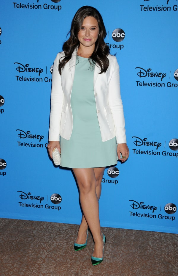 Katie Lowes has been a...