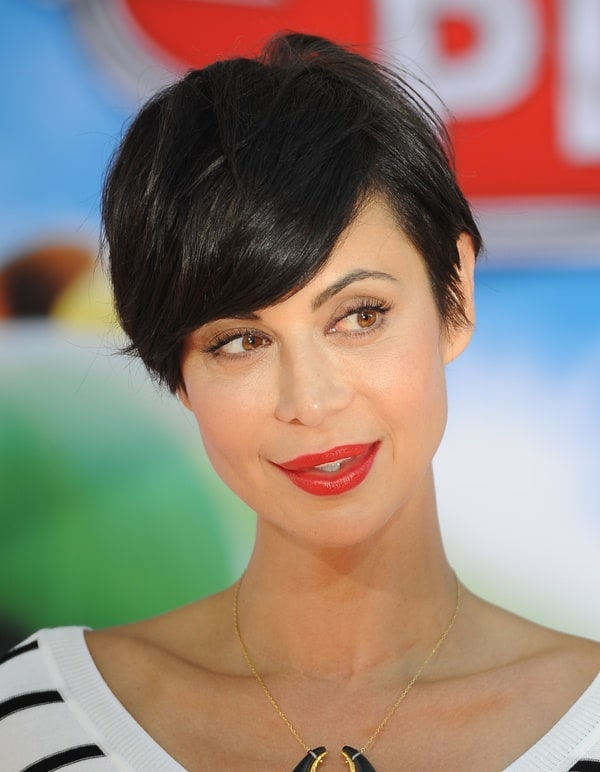 catherine bell hairstyles Book Covers