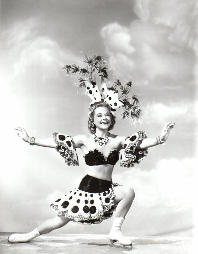 Picture of Sonja Henie - 65.6KB