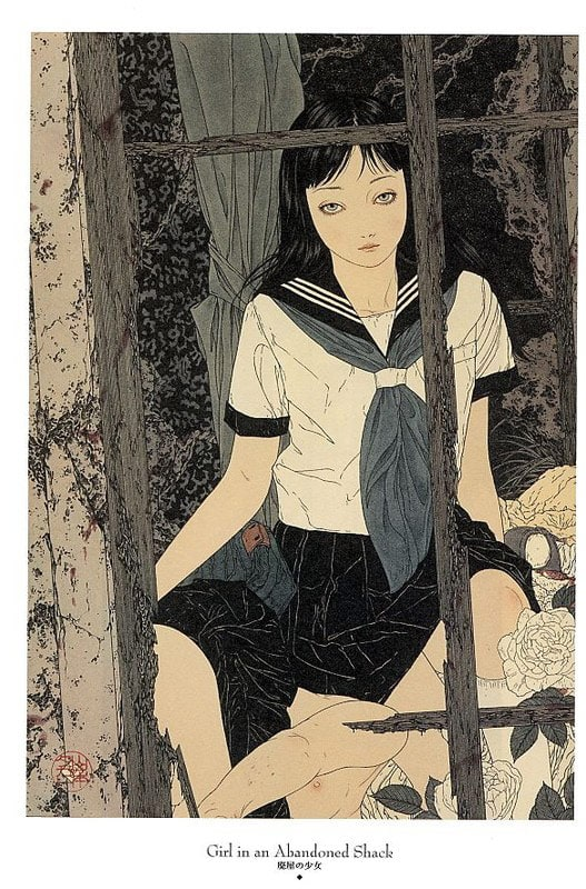 Takato Yamamoto Art Book