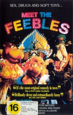 movies like meet the feebles full