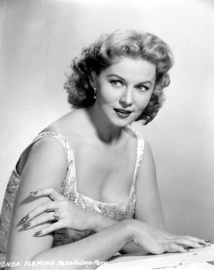rhonda fleming actress