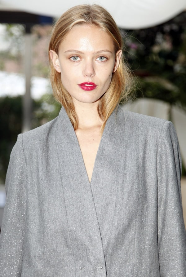 Picture Of Frida Gustavsson