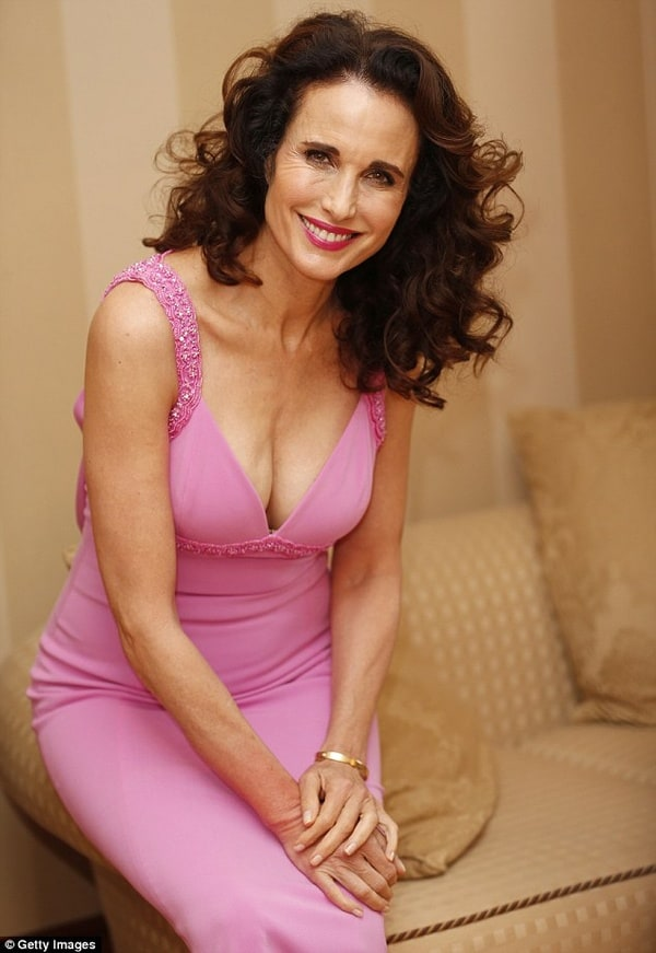 Andie Mc Dowell Sexy Pictures 82