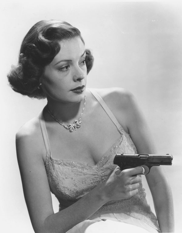Picture Of Jane Greer