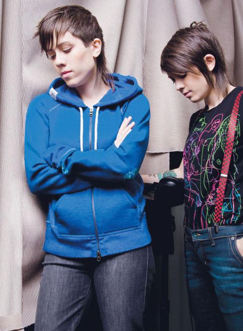 Tegan And Sara Hair