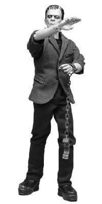 Picture of Boris Karloff as The Frankenstein Monster ...