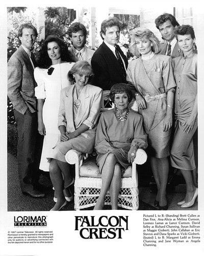 Falcon Crest The Trial