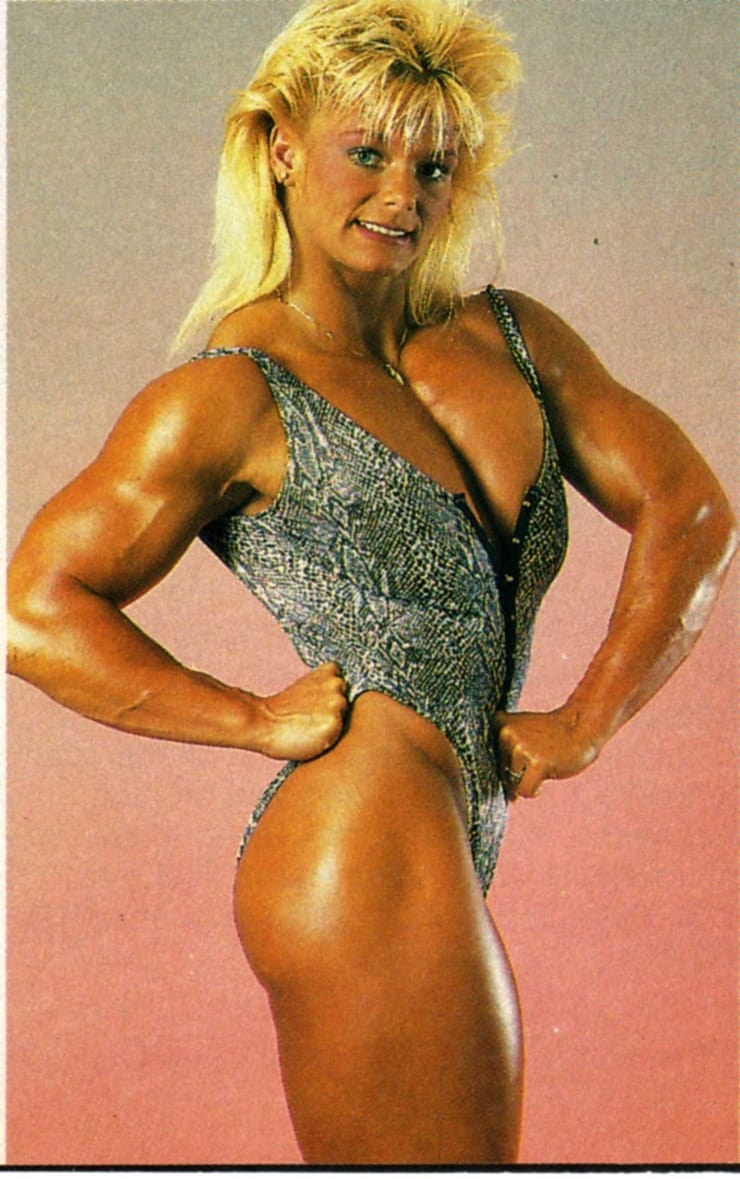 Female american gladiators nude