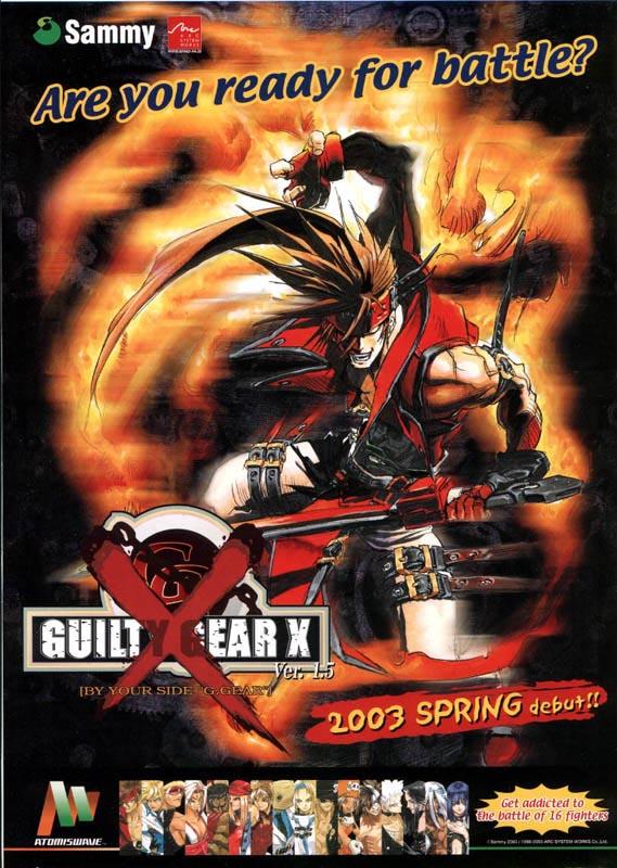 Guilty Gear X Ver. 1.5