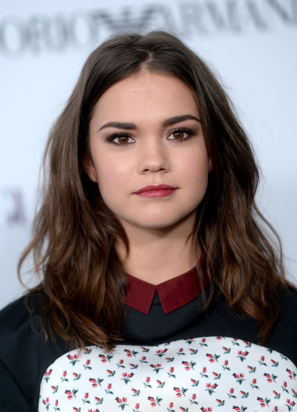 Maia Mitchell And Bailee Madison Book Covers
