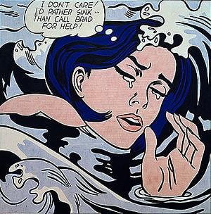 Drowning Girl - Wikipedia