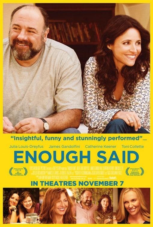 Enough Said                                  (2013)