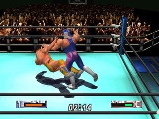 Virtual Pro Wrestling 2: Oudou Keishou