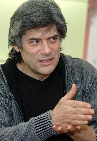 Georges Corraface actor