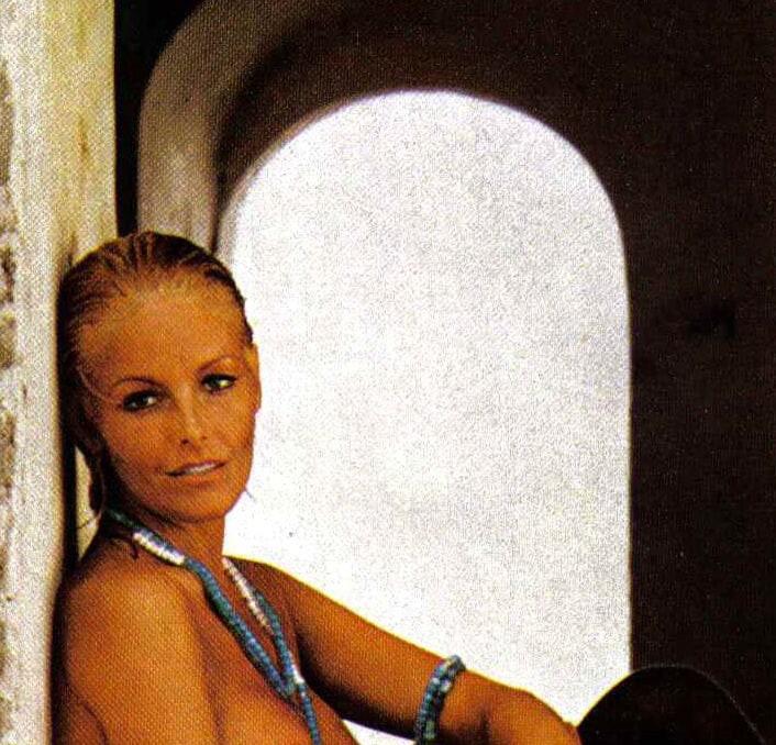 Picture of Anita Strindberg