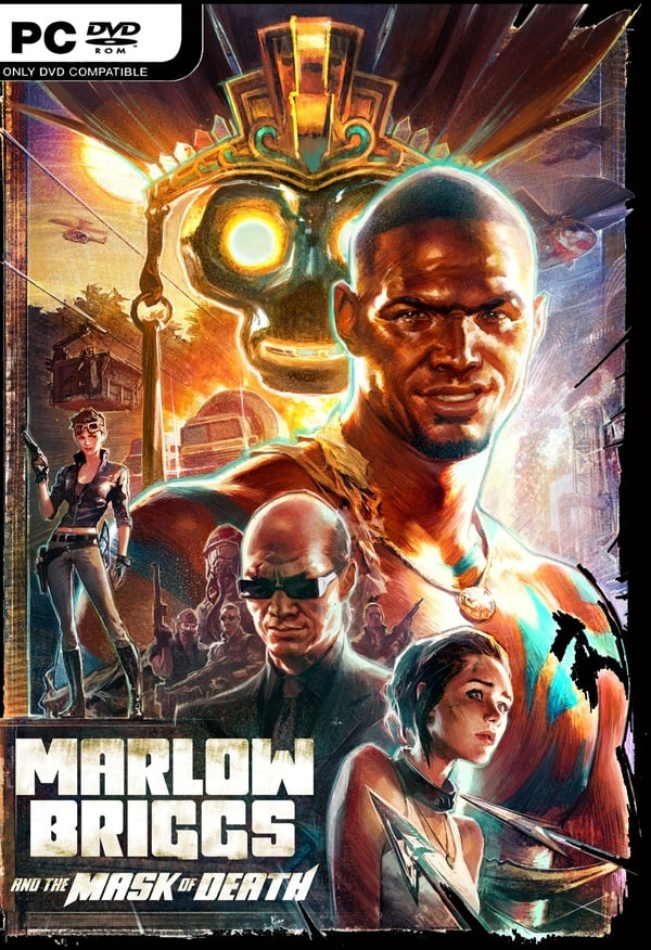 Marlow Briggs 2013 v1.0 [RELOADED] Crack Only