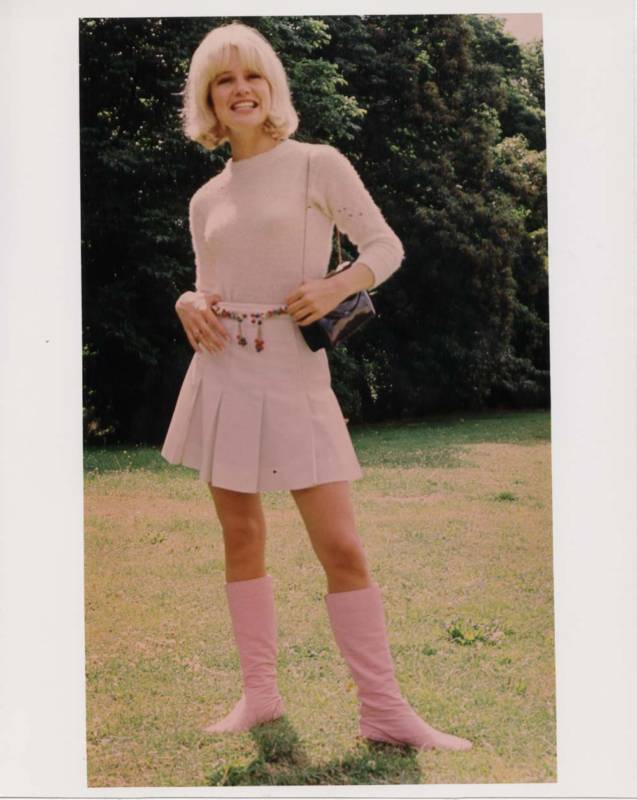 judy geeson mad about you
