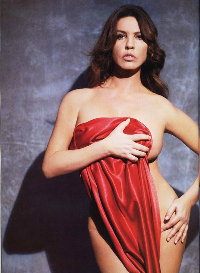 Think, that antonella barbra naked nude playboy apologise, but