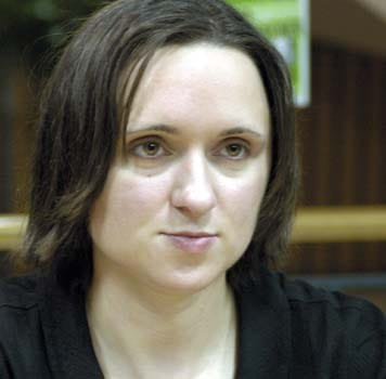 Sarah Vowell, bestselling author and 'social observer,' 2015 Annual Conference Auditorium Speaker