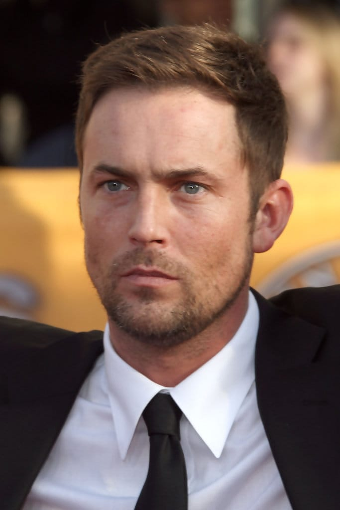desmond harrington interview