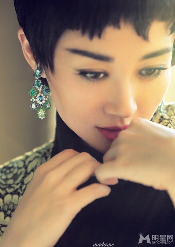 Actress Xu Qing http://www.chinaentertainmentnews.com/2016