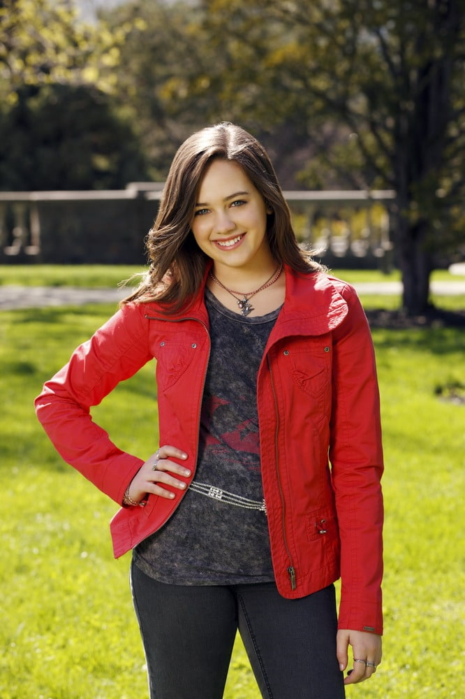 mary mouser height